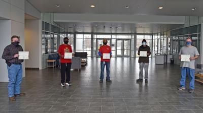 SVCC and Presto Celebrate Apprenticeship Graduates