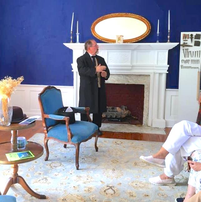 Maymont visitors come to Lunenburg