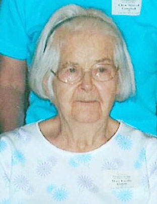 Mary Lucille Tisdale Campbell