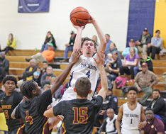 Barons ousted from regional tourney