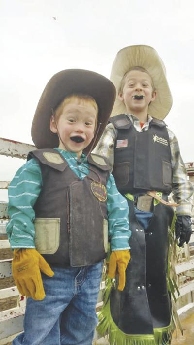 Rodeo has two local brothers competing all over Virginia