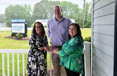 Mecklenburg Electric recognized for outstanding communication