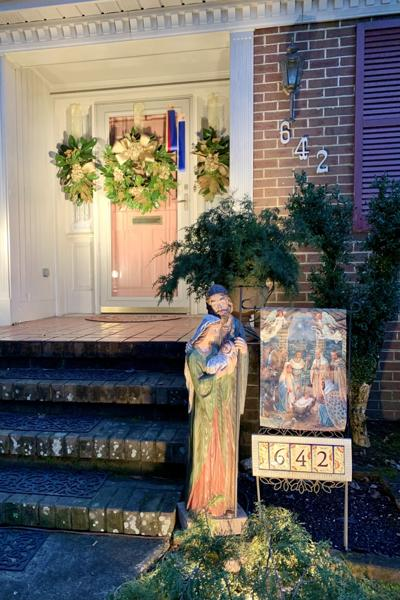 Chase City 2020 Christmas Home Decorating Contest winners