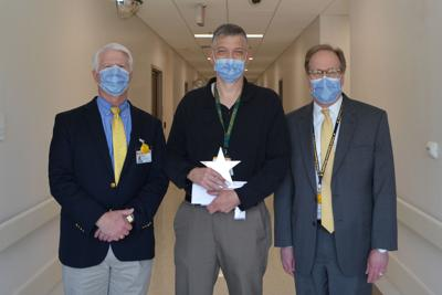 VCU CMH's March Team Member of the Month
