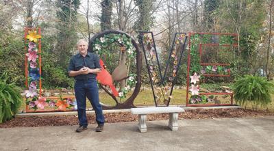 MacCallum More unveils newest Virginia LOVEworks sculpture