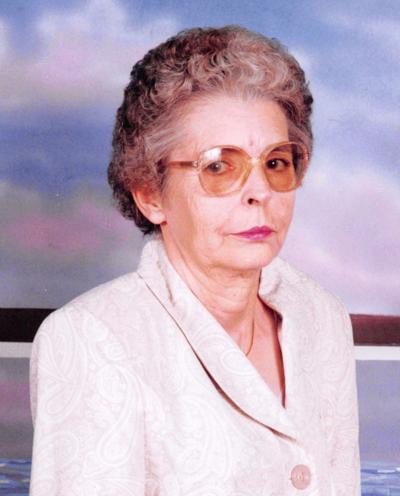 Peggy Mason Overbey