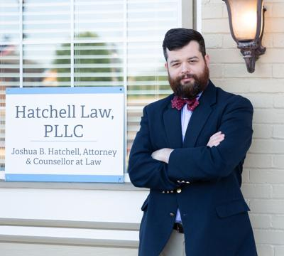 Hatchell opens Mecklenburg's newest law office