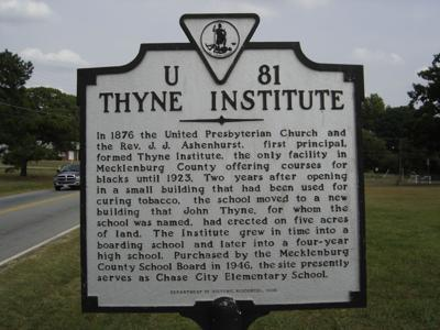 A Brief History of the Thyne Institute