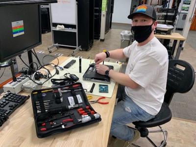 Microsoft donates supplies, equipment to IT Academy