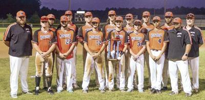 Mecklenburg Captures Dixie Boys Majors State Title
