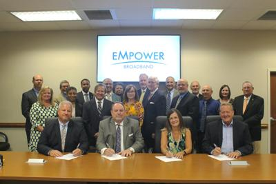 Empower Broadband, Southside PDC Team Up to Submit Regional Grant Application For Broadband to Serve Brunswick, Charlotte, Halifax and Mecklenburg Counties