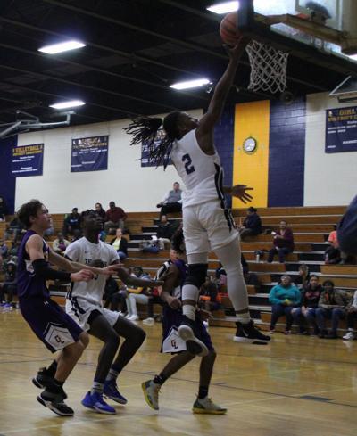 Bluestone boys basketball dominates in season opener