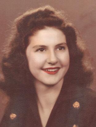 Mary Crouch Buchanan