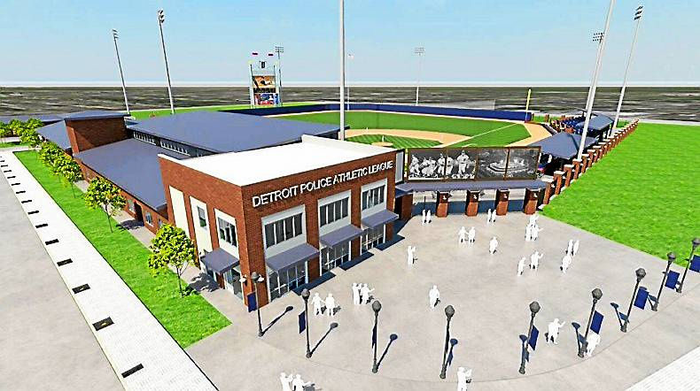 Oakland, Macomb teams to play at old Tiger Stadium site