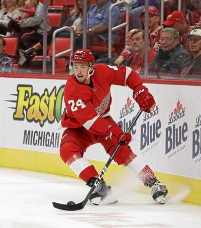 Pat Caputo - 5 factors to consider as Red Wings start off season