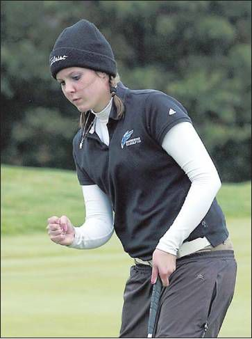 GIRLS GOLF TEAM: County's best? Try state's best