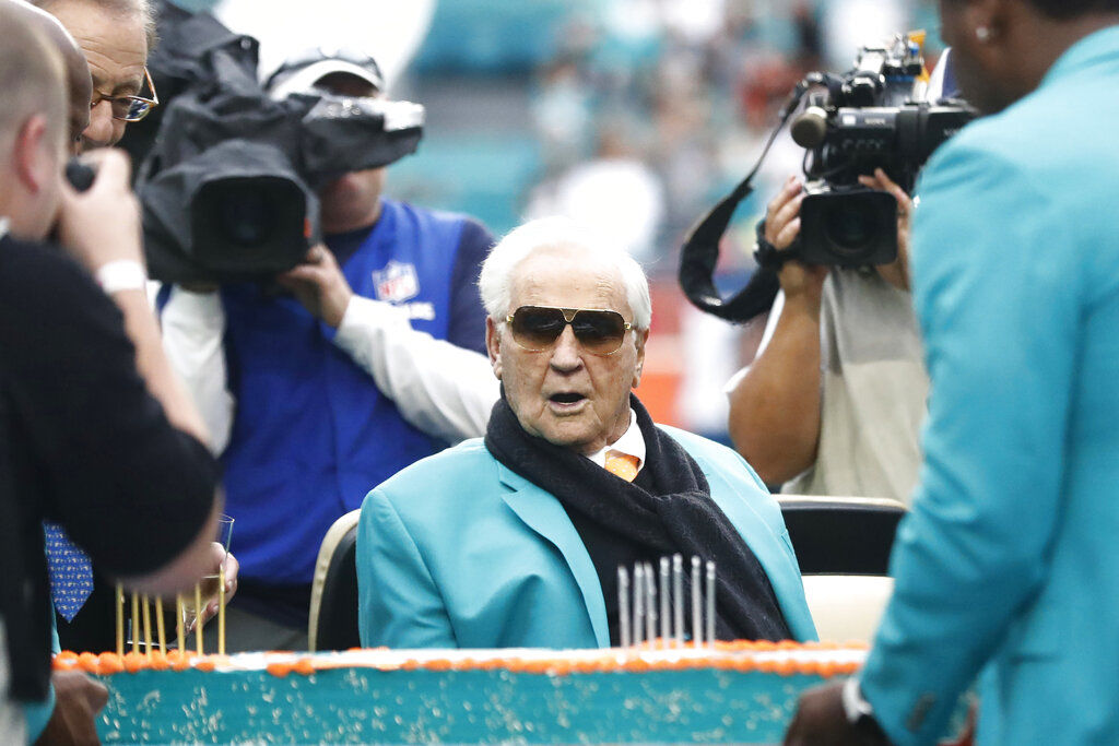 Obit Don Shula Football