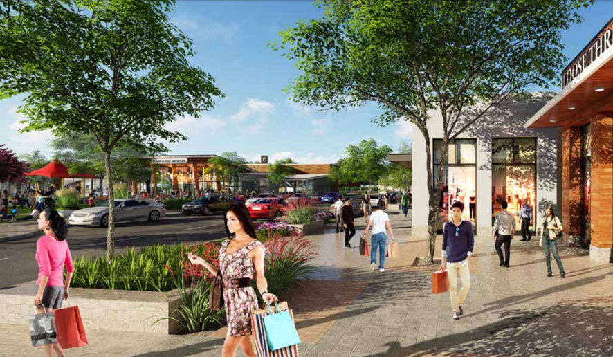 $100 million downtown district planned for Commerce Township featuring dining, shopping and condos