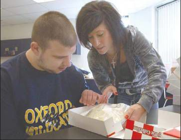 Fundraiser raises $800 for special ed program