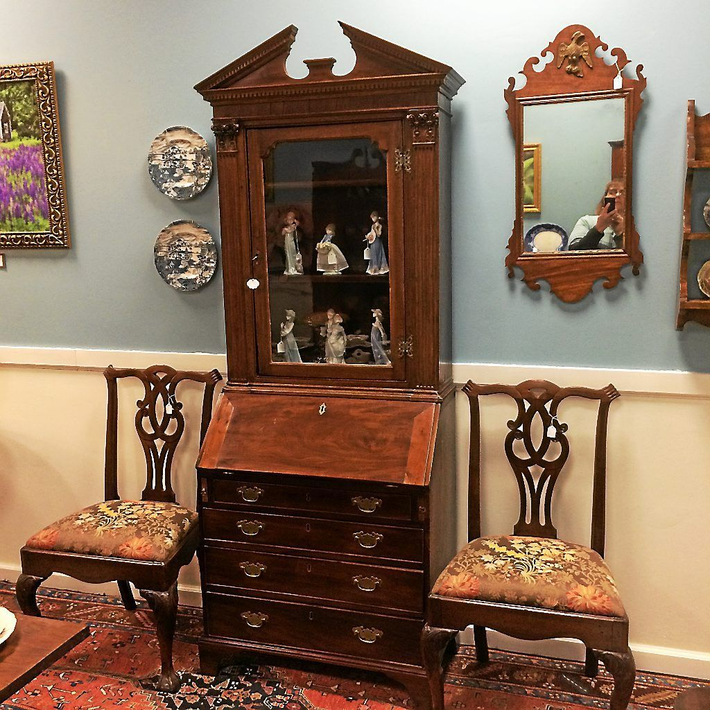 Antiques and appraisals offered at Rochester shop - Antiques And Appraisals Offered At Rochester Shop Nation And World