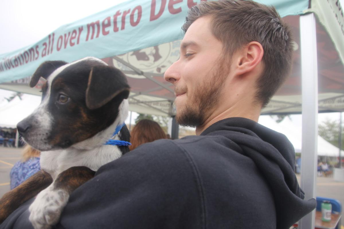 The Michigan Humane Society held its 2019 'Meet Your Best Friend at the Zoo' event Friday, May 17, 2019.