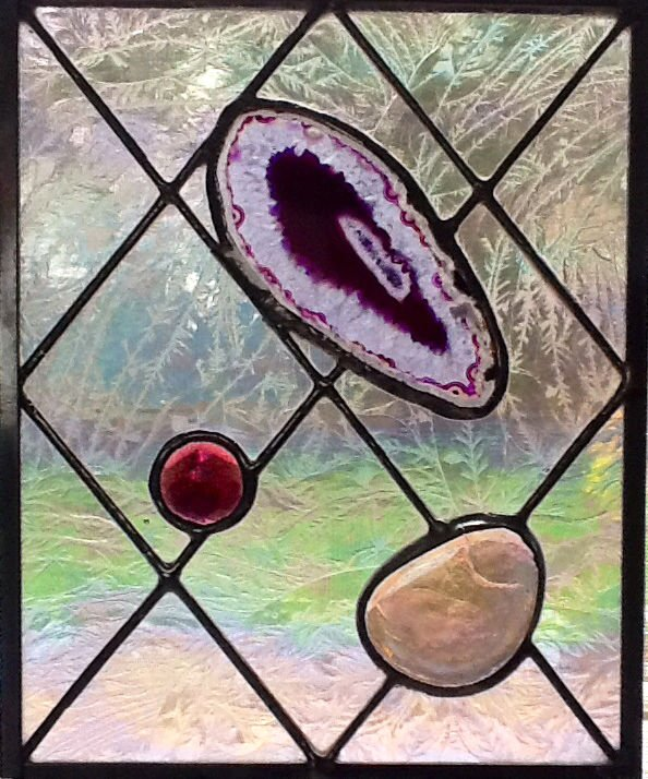 Geddes stained glass