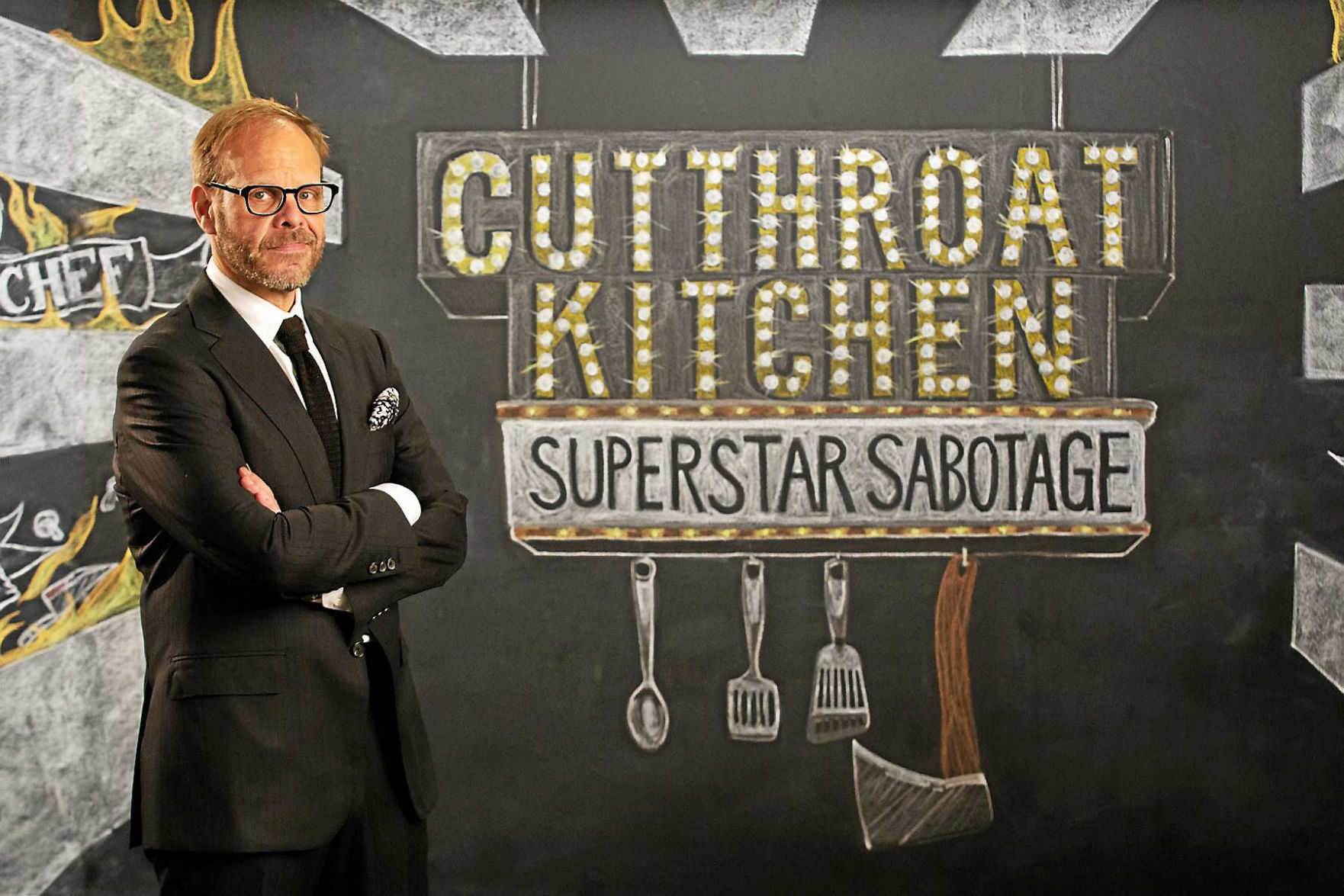 Oakland County Mother Wins Big On Food Network TV Show. Alton Brown, Host  Of Food Networku0027s Cutthroat Kitchen Superstar Sabotage