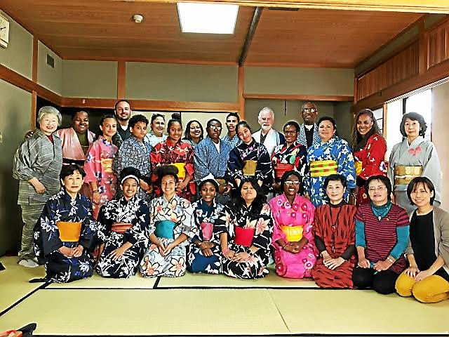 How 10 days in Japan changed the lives of 11 Pontiac students