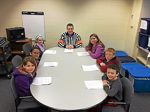 Cooley Elementary students dig in on issues