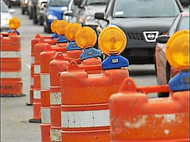 Orange barrels coming to 10 Mile/Greenfield on Monday for 2-month project