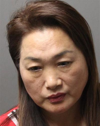 Xiu Lan Chao booking photo