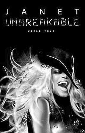 Janet Jackson's Unbreakable World Tour at The Palace in February