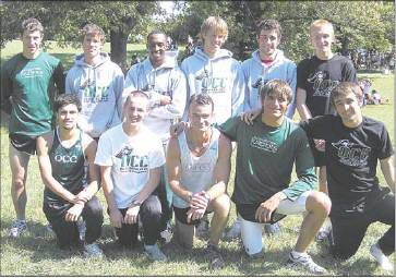 OCC cross country team filled with talent