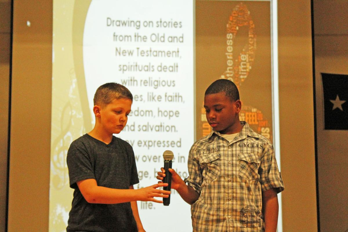 Cheatham Black History Program 2