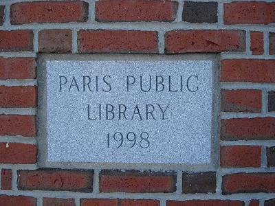 Paris Public Library (copy)