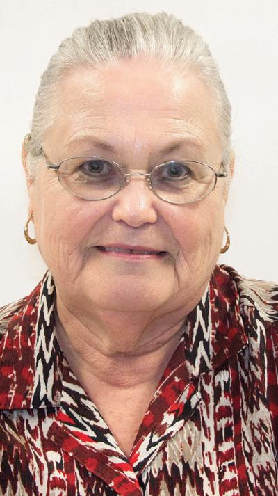 Mary Madewell Headshot