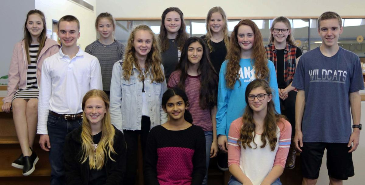 The Paris Junior High School Future Problem Solving Team