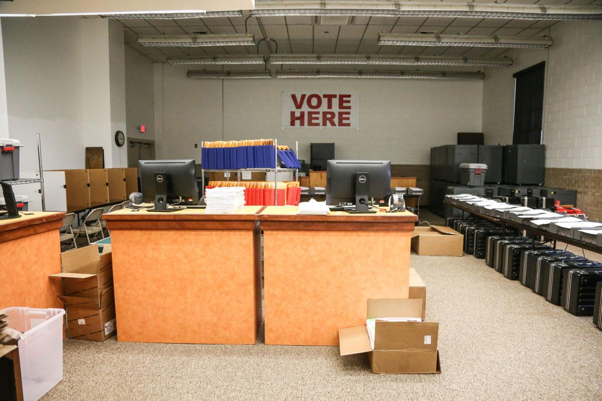 Primary Preparation: Lamar County elections office staff ...