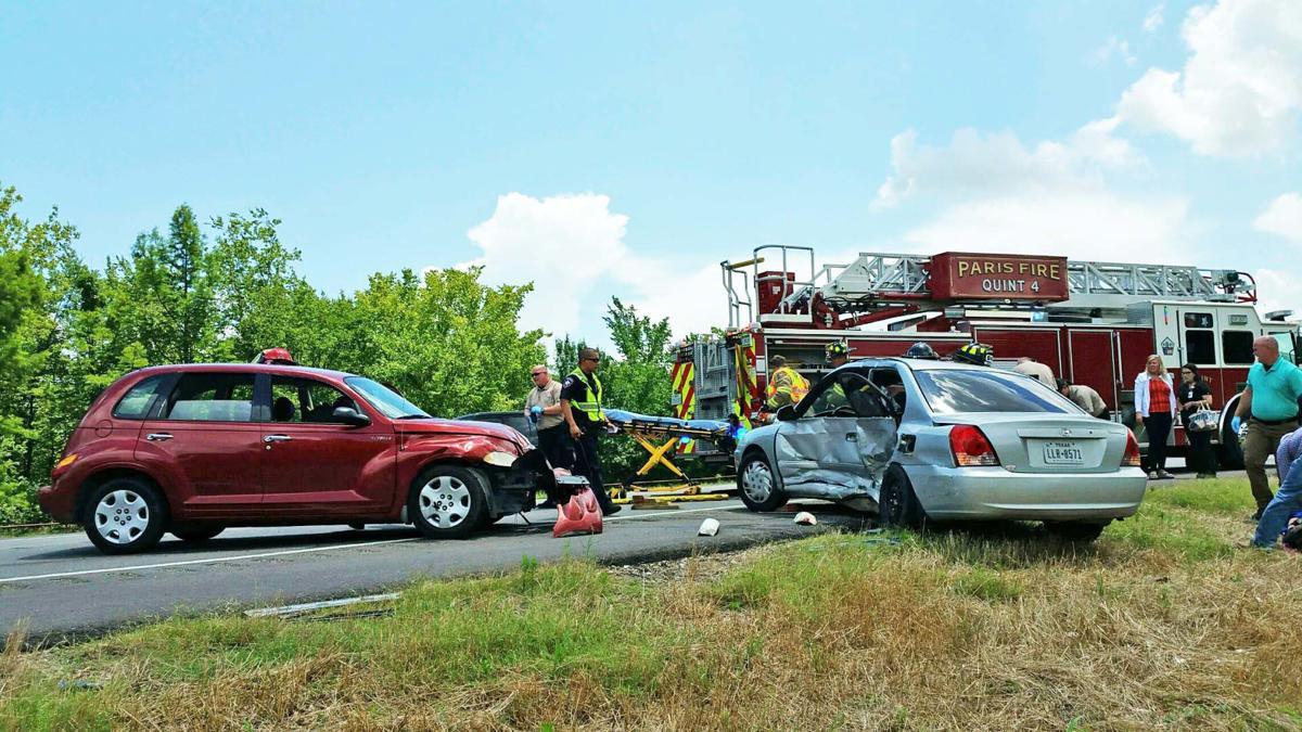 Crash Highway 271