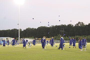 Rivercrest ISD Graduation