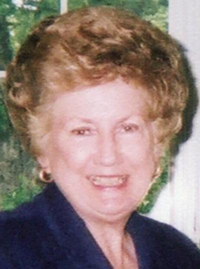 Betty Pearl Moore Bolton