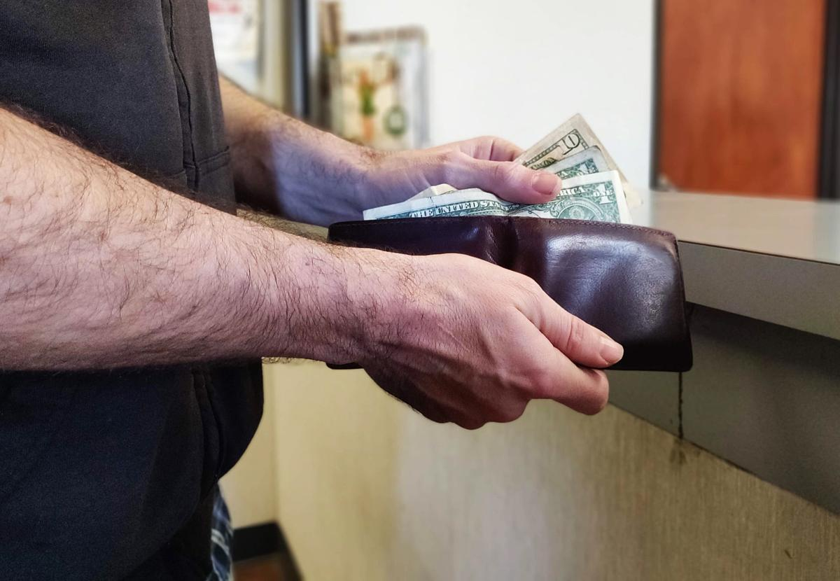 Financial fight