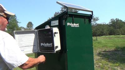 Luke Clayton: Priefort feeders