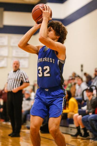 Rivercrest High School basketball
