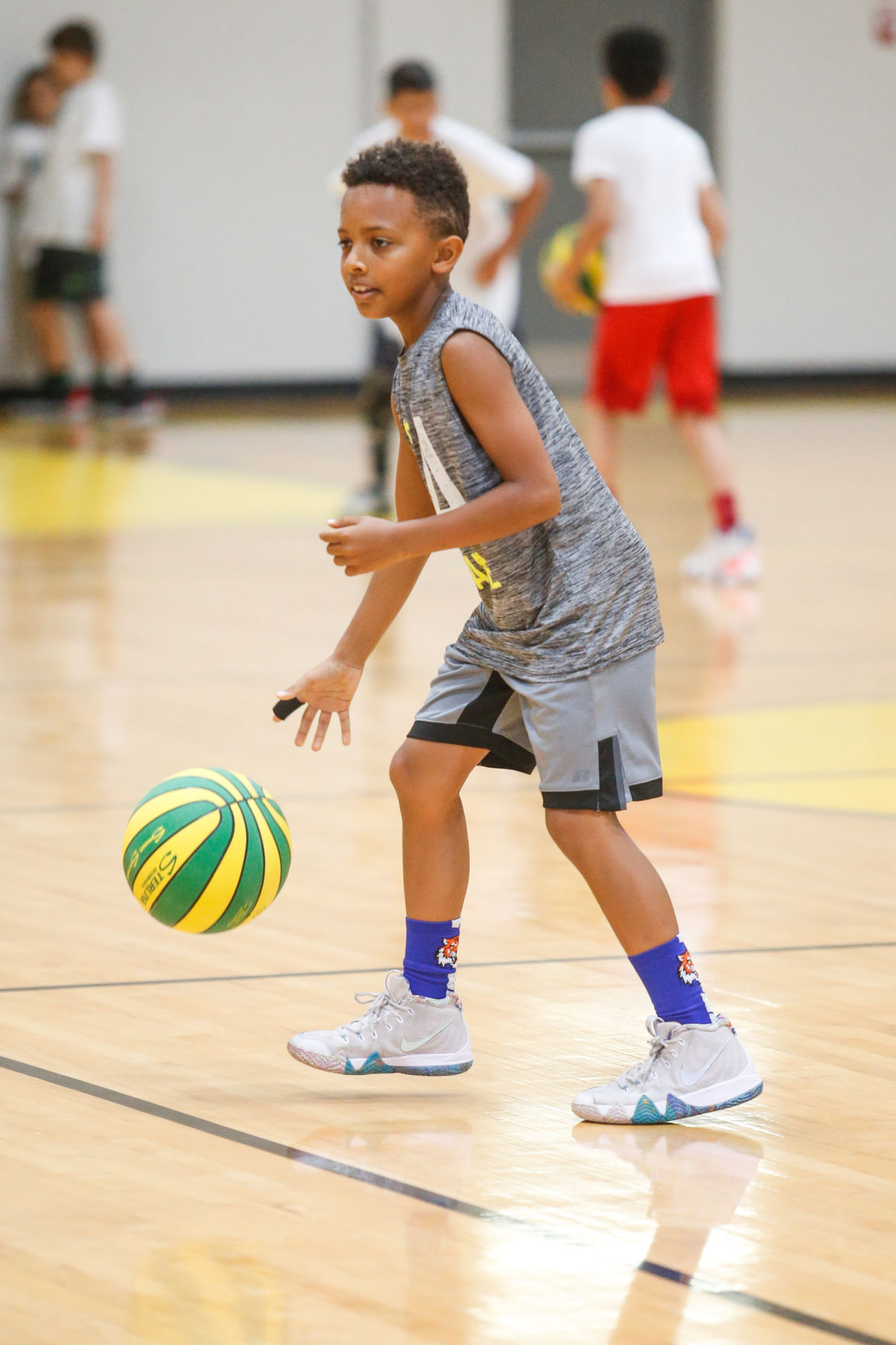 PJC Basketball Camp
