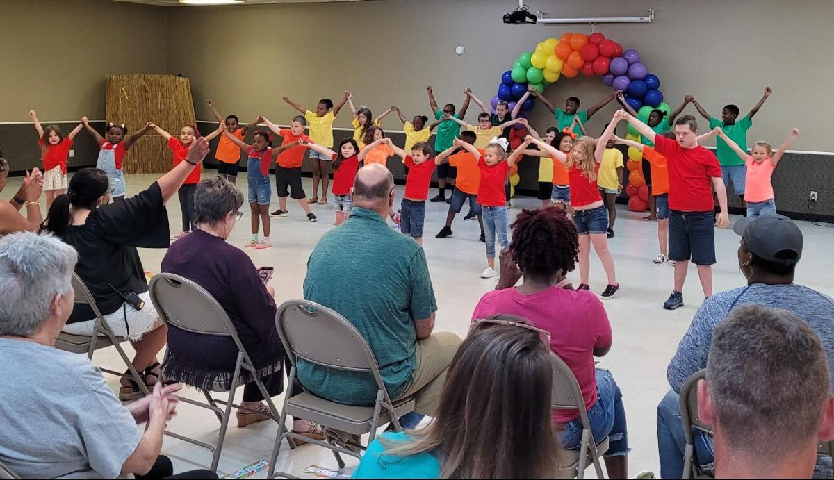 KidCare Summer Camp appreciation ceremony