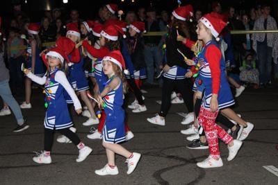 Chisum ISD in Christmas Parade
