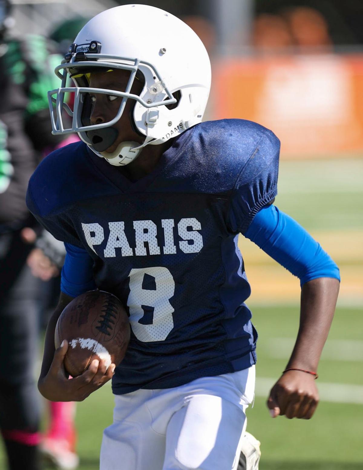 Paris youth football