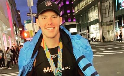 Adam Bolton raises $5K for multiple sclerosis research