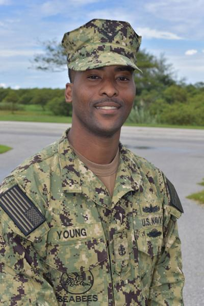 Chief Petty Officer Jovan Young